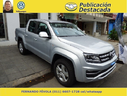 vw 0km volkswagen amarok 2.0 180cv 4x2 4x4 highline at man p