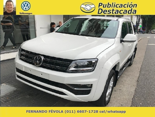 vw 0km volkswagen amarok 2.0 180cv 4x2 4x4 highline at man u