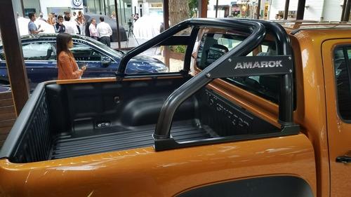 vw 0km volkswagen amarok 3.0 v6 258cv comfortline 4x4 2020 b