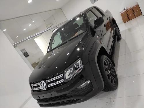 vw 0km volkswagen amarok v6 3.0 tdi 258cv black style 2020 o