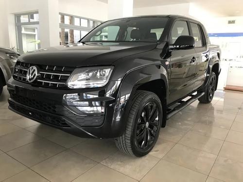 vw 0km volkswagen amarok v6 3.0 tdi 258cv black style 2020 r