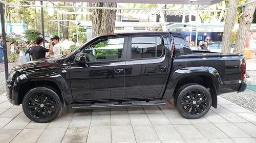 vw 0km volkswagen amarok v6 3.0 tdi 258cv black style 2020 x