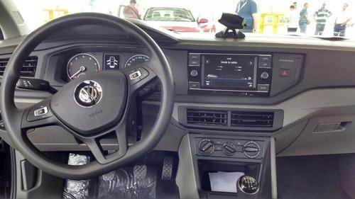 vw 0km volkswagen polo 1.6 comfortline manual automatico f