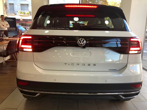 vw 0km volkswagen t-cross 1.6 msi highline at tcross 2021 k