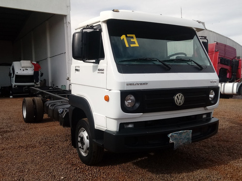 vw 10.160 2013 chassi