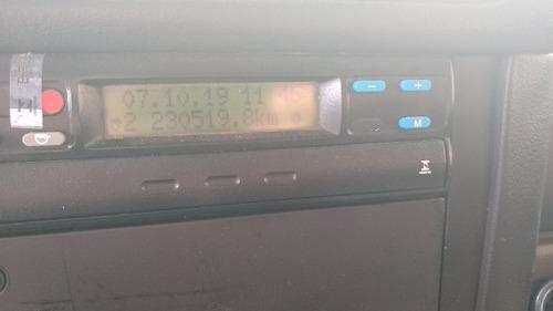 vw 10.160 refrigerado + aparelho