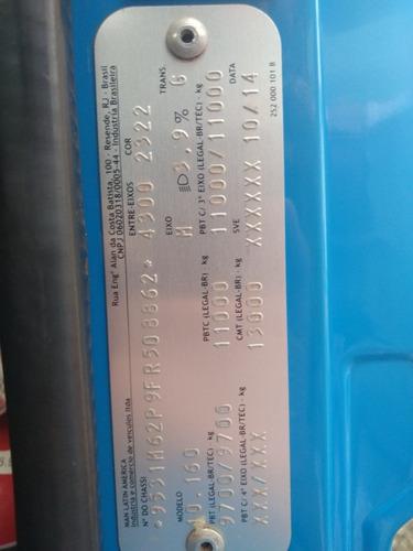 vw 10160/14/15 azul com bau