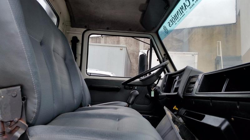 vw 12140 h 96 truck baú 7.60m