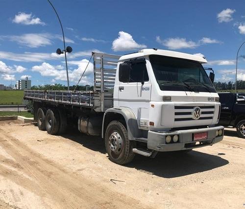 vw 13-180 ano 2000 truck carroceria