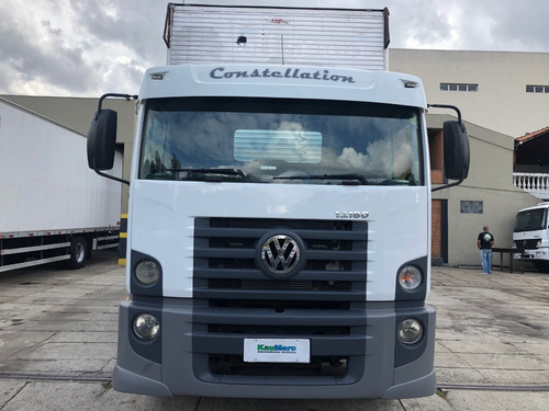 vw 13-180 consteletion ano 2007 bau 11 mts/ 15180 17180