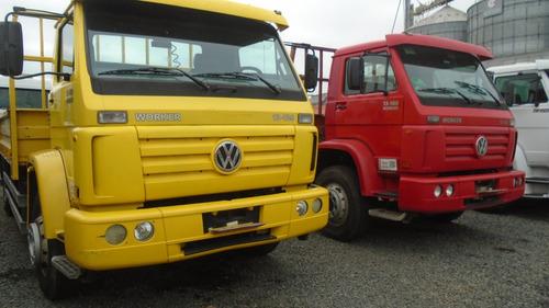 vw 13180  2012   motor mwm 6  cc  toco carroceria