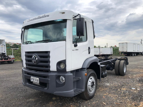 vw 13180 4x2 constellation ano 2007 chassis 1318 1315 1418 1