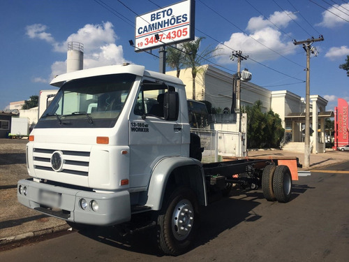 vw 13180 4x2 no chassis