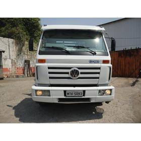 Vw 13.180 Ano 2001 Truck Carroceria