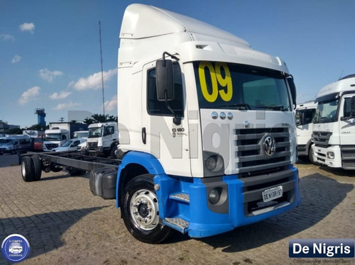 vw 13.180 - chassi toco 4x2 - 2008/2009