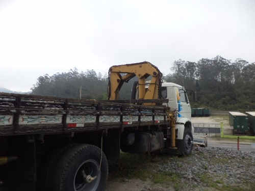 vw 14-150 toco munck 12 toneladas 2 lanças hidraulica
