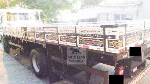 vw 14-200 - 94/94 - toco, carroceria de madeira, motor mwm
