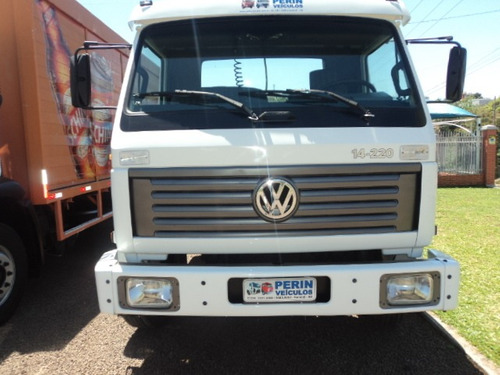 vw / 14-220 truck  no chassi