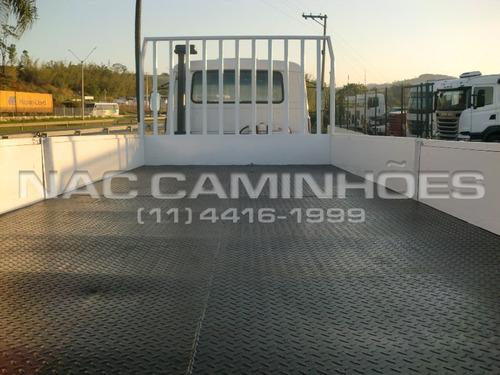 vw 14140 1989/1990 carroceria de madeira 6,50 x 2,50