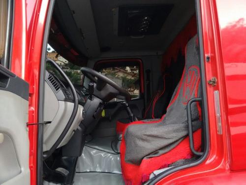 vw 15180 constellation 6x2 truck basculante aceito troca