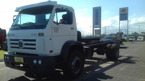 vw 15.180 euro3 worker no chassi - 2008/2009