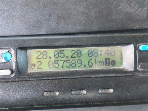 vw 15190 4x2 2013 com mini escavadeira masal=1726,1419,13190