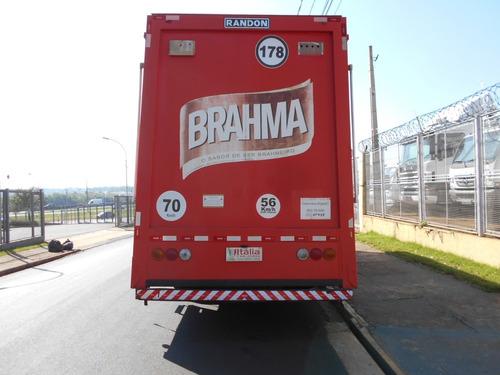 vw 17 190 2013 6x2 bebidas itália caminhões