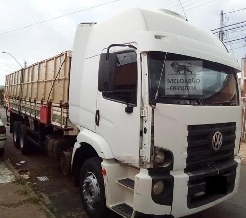 vw 17-250 constellation - 06/07 - truck, carroceria *