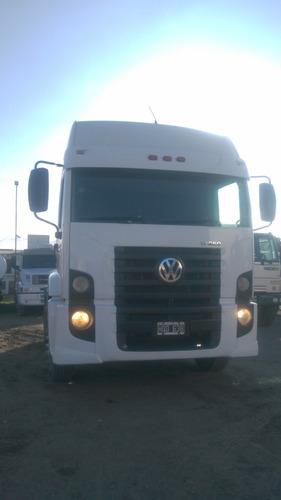 vw 17-250 tractor año 2008 - entrega y cuotas fijas en $
