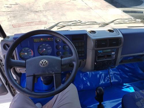 vw 17180 2010 caminhão toco carroceria p250 p310 vm 260 270