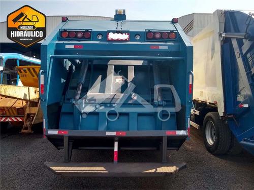 vw 17.180 4x2 / 2010 - compactador de lixo 15m³