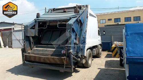 vw 17.180euro3 / 2010 - compactador usimeca 15m³