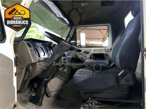 vw 17.210 motor mwm / 2001 - poliguindaste triplo kabi