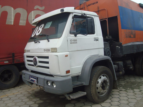 vw 17220 truck  no chassi  ano 2008