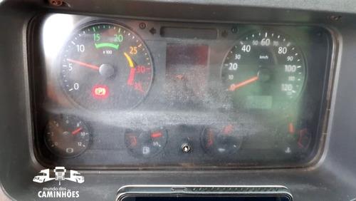 vw 17250 2010 c/ tanque de combustível