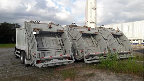 vw 17250 compactador de lixo $69890,00 cada -  10 unidades