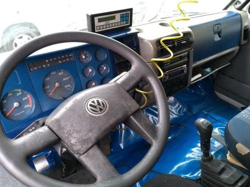 vw 18310 2005 novo forrado de pneus financio/ troco