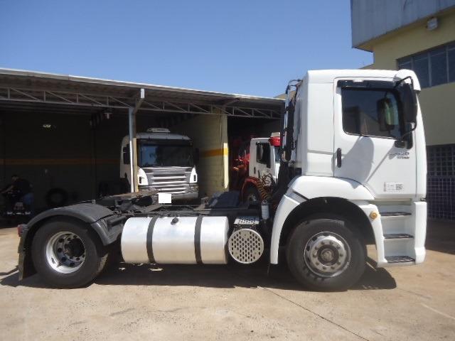 vw 19 320 constellation branco único dono itália caminhões