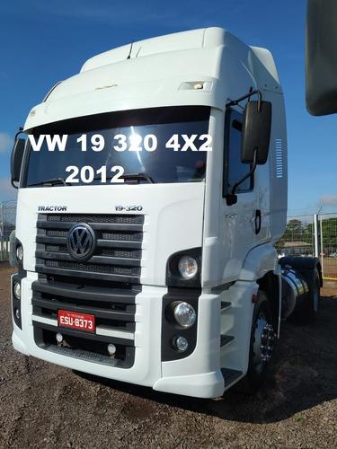 vw 19.320 4x2 2012 motor novo