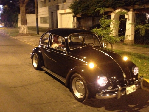 vw 1967 escarabajo alemán clásico