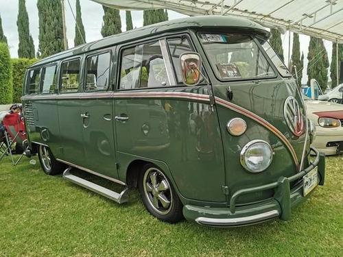vw 1967combi de luxe
