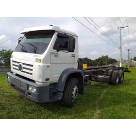 Vw 23-210 2002 No Chassis