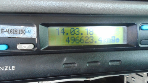vw 23210 2004  75000 truck   chassis alongado 10 mts