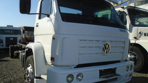 vw 23210 truck   chassis alongado 10 mts