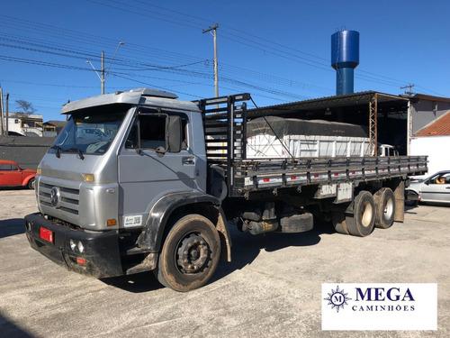 vw 23220 truck carroceria 8,3m