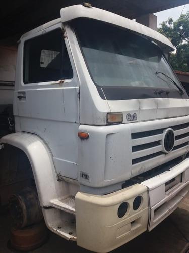 vw  23310  truck sem motor  e cambio  ano 2005