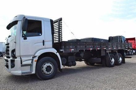 vw - 24-250 2012 estado de novo carroceria de 8.5mt