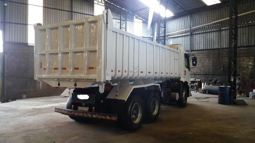 vw 24 280 ano 2014 truck cacamba