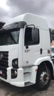 vw 24250 17250 cabine leito  bi truck 4o eixo direcional
