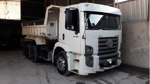vw 24250 consteletion basculante ano 2006